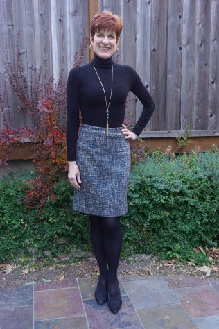 GV Pencil Skirt