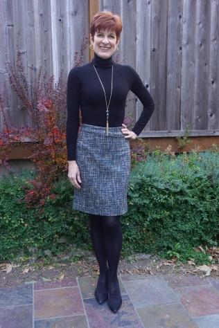 GV Pencil Skirt